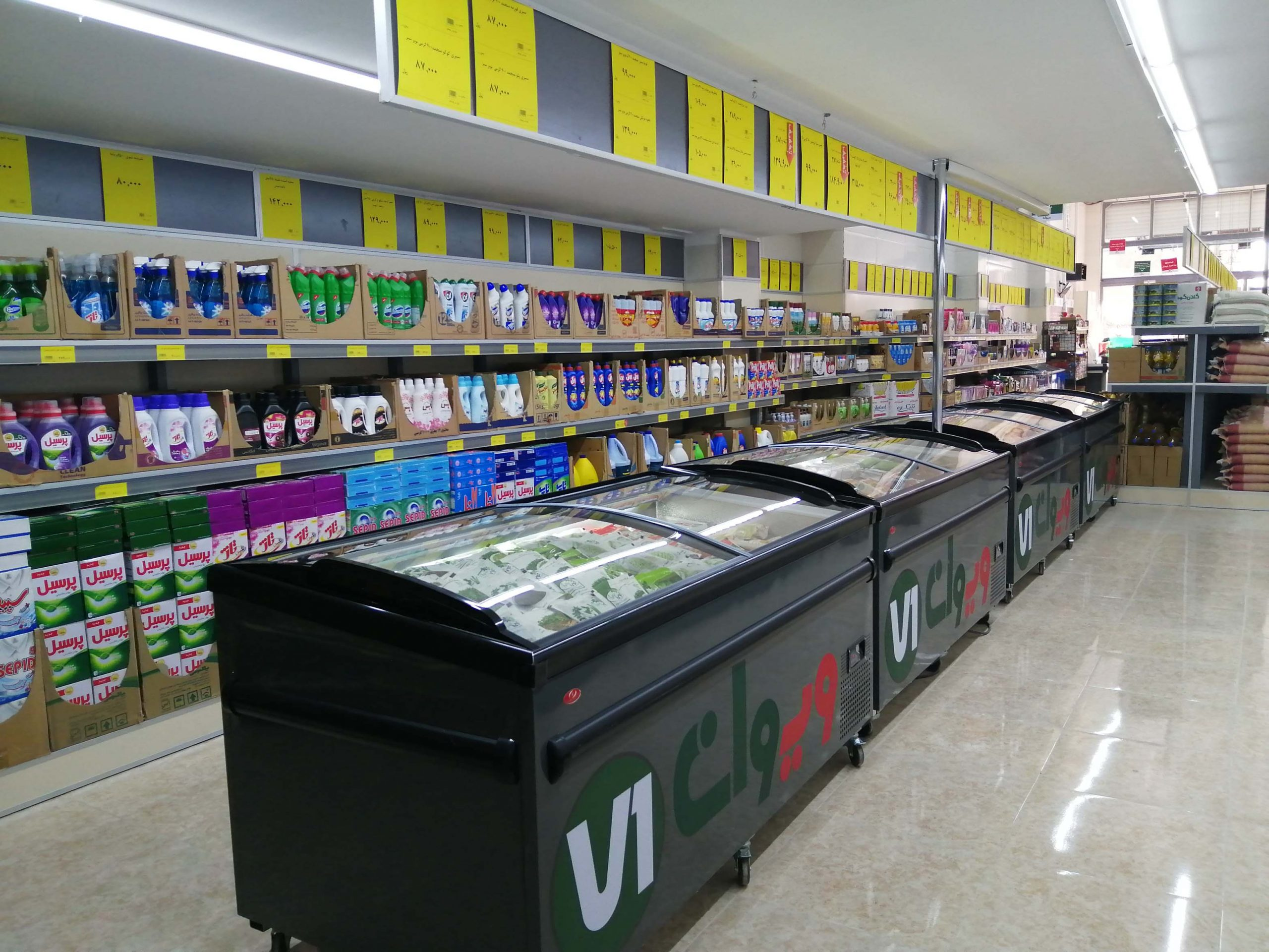 افتتاحیه فروشگاه ویوان در حصارک