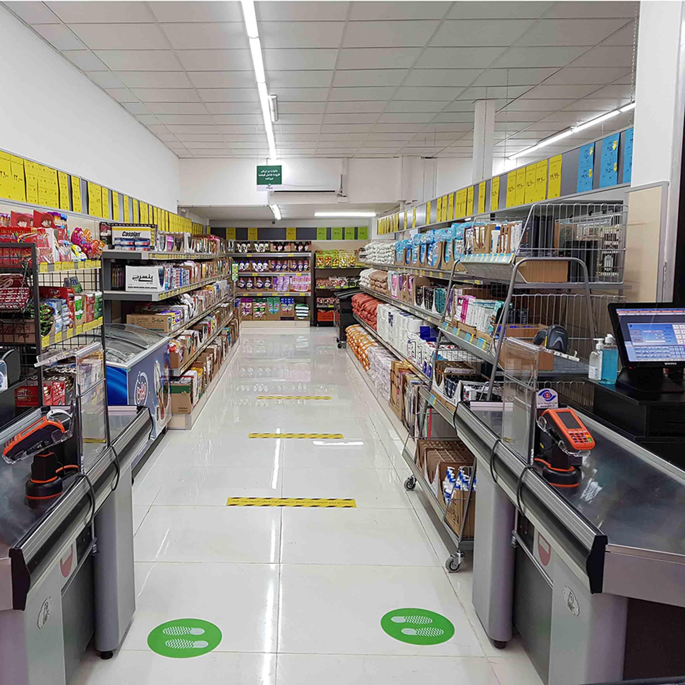 فروشگاه های زنجیره ای تخفیفی ویوان در هاشم آباد افتتاح گردید