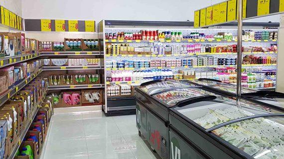 فروشگاه های زنجیره ای تخفیفی ویوان در رباط کریم-بخشداری افتتاح گردید