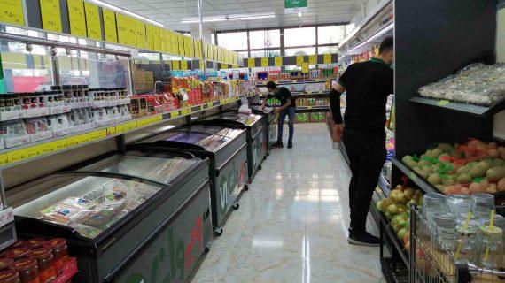 فروشگاه های زنجیره ای تخفیفی ویوان در صباشهر افتتاح گردید